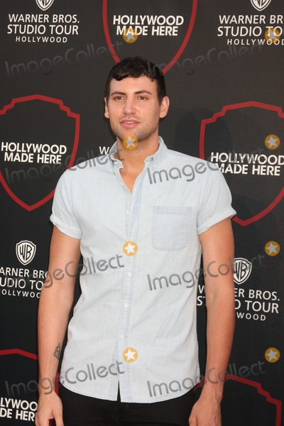Alx James Photo - Alx James at the Warner Bros. Studio Tour Hollywood Expansion Official Unveiling, Stage 48: Script To Screen, Warner Brothers Studios, Burbank, CA 07-14-15