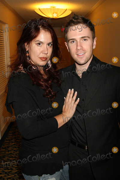Andreas Wigand, Fileena Bahris Photo - Fileena Bahris and Andreas Wigandat Designs by Fileena Golden Globe Awards Gifting Suite. Beverly Hilton Hotel, Beverly Hills, CA. 01-13-07