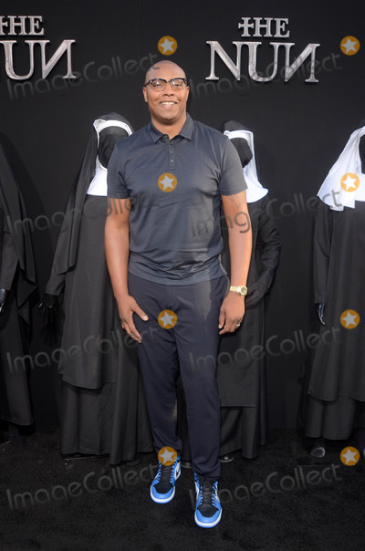 """Caron Butler Photo - Caron Butler at """"The Nun"""" World Premiere, TCL Chinese Theater, Hollywood, CA 09-04-18"""