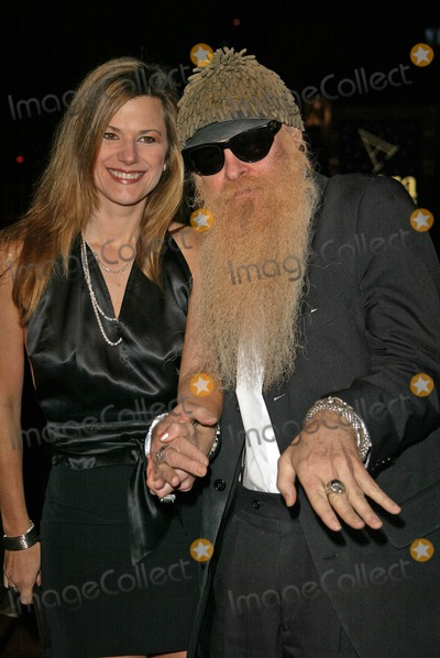 Billy Gibbons Photo - Billy Gibbons at the Warner Music Group's Post-Grammy Party, Pacifif Design Center, West Hollywood, CA 02-13-05