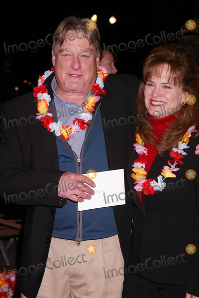 "Blake Clark Photo - Blake Clarke and wife Sharon at the Los Angeles premiere of ""50 First Dates"" at Mann Village Theatre, Westwood, CA 02-03-04"
