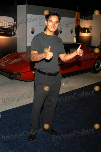 Archie Kao, Kaos Photo - Archie Kao at the Maserati Six Decades of Glamour Party to kick off Golden Globes week-end, Pacific Design Center, West Hollywood, CA 01-16-03