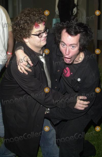 Jack Osbourne, Jack  Osbourne, Jackée Photo - Jack Osbourne and Danger from Jackass at the Flaunt Magazine and Vivid Video Halloween Bash, Private Location, Los Angeles, CA 10-31-02