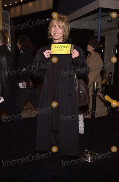 """Kathy Baker Photo -  Kathy Baker at the premiere of Dreamwork's """"THE ROAD TO EL DORADO"""" in Westwood, 03-29-00"""