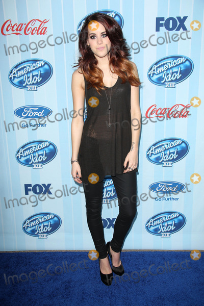 """Angie Miller Photo - Angie Miller at the """"American Idol"""" XIII Season Premiere Event, UCLA, Westwood, CA 01-14-14"""