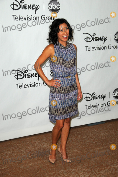 ANNE SON Photo - Anne Son at the Disney ABC Television Group Summer 2010 Press Tour, Beverly Hilton Hotel, Beverly Hills, CA. 08-01-10