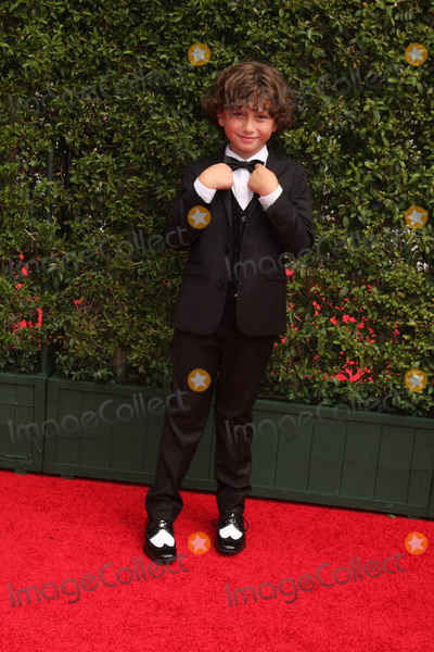 August Maturo Photo - August Maturo at the Primetime Creative Emmy Awards Arrivals, Microsoft Theater, Los Angeles, CA 09-12-15