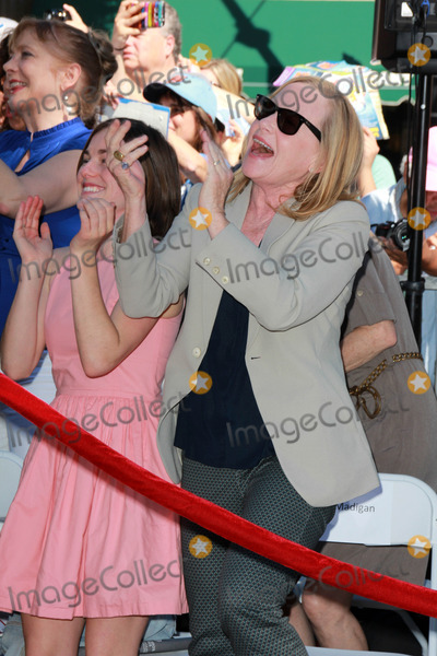 Amy Madigan Photo - Amy Madigan at the Ed Garris Star on the Hollywood Walk of Fame, Hollywood, CA 03-13-15
