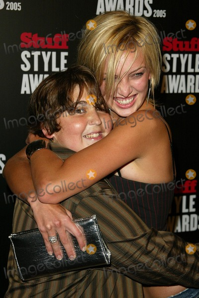 Andy Milonakis Photo - Andy Milonakis and friend
