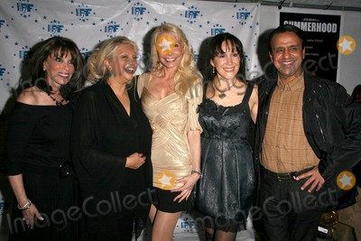 Kate Linder, Mara New, Ajay Mehta, Teairra Marí Photo - L-R Kate Linder, Asha, Agnes-Nicole Winter, Mara New and Ajay Mehta