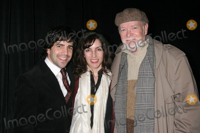 Angela Pupello, Danny Cistone Photo - Danny Cistone with Angela Pupello and Jerry Brennan at the world premiere of 'West Of Brooklyn'. Theater 68, Los Angeles, CA. 02-19-08
