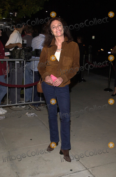"""Samuel Goldwyn, Jacqueline Bissett Photo -  JACQUELINE BISSETT at the premiere of Miramax's """"Amelie"""" at the Academy of Motion Pictures Arts and Sciences Samuel Goldwyn Theater, Beverly Hills, 10-09-01"""