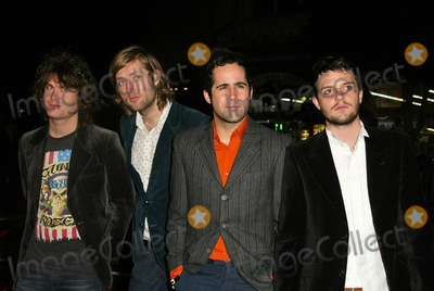 "The Killers Photo - The Killers at the world premiere of Warner Bros. ""Alexander"" at the Chinese Theater, Hollywood, CA 11-16-04"