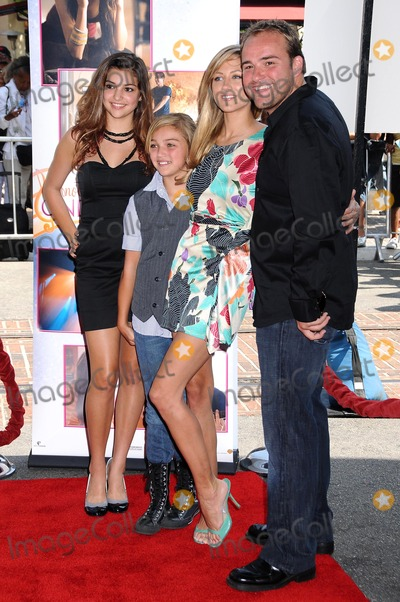 Cinderella, Anna Maria Perez de Taglé, Hüsker Dü, Isaach De Bankolé Photo - David DeLuise and family at the Los Angeles Premiere of 'Another Cinderella Story'. Pacific Theaters the Grove, Los Angeles, CA. 09-14-08