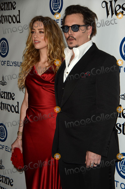 Amber Heard, Johnny Depp Photo - Amber Heard, Johnny Depp