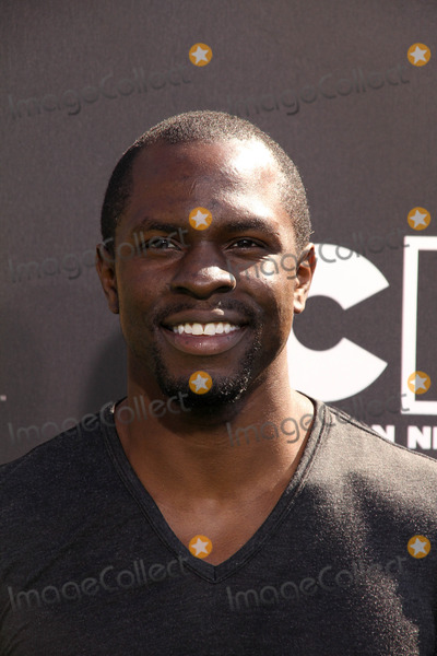 """Andrew W. K., Andrew W.K., Gbenga Akinnagbe, ANDREW WK Photo - Gbenga AkinnagbeAndrew W.K. at Cartoon Network's first ever """"Hall Of Game Awards,"""" Barker Hanger, Santa Monica, CA. 02-21-11"""