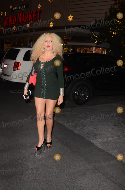 Afida Turner, Hüsker Dü Photo - Afida Turner the French Singer, and daughter-in-law of Tina Tuner, is spotted out doing some holiday shopping in Los Angeles, CA 11-30-17