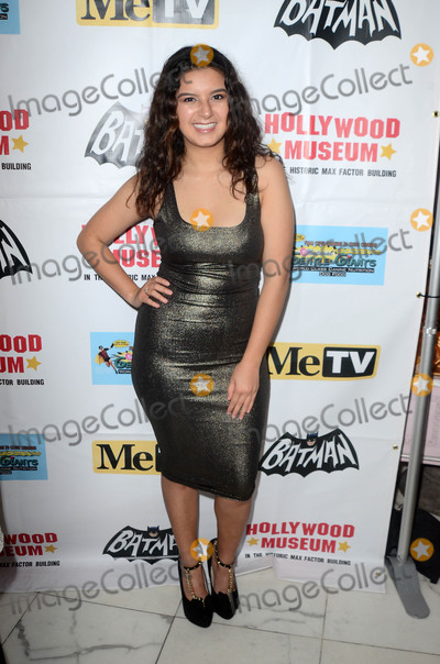 Batman, Amber Romero Photo - Amber Romero at the Batman '66 Retrospective and Batman Exhibit Opening Night, The World Famous Hollywood Museum, Hollywood, CA 01-10-18
