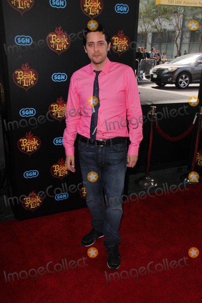 "Ben Gleib Photo - Ben Gleib at the ""Book Of Life"" Premiere, Regal Cinemas L.A. Live, Los Angeles, CA 10-12-14"