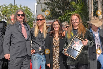 Alex Orbison, Barbara Orbison, Roy Orbison Photo - Barbara Orbison, Wesley Orbison, Alex Orbison, Roy Orbison Jr. at the induction ceremony for Roy Orbison  into the Hollywood Walk of Fame, Hollywood, CA. 01-29-10
