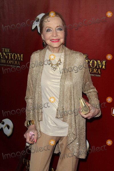 """Ann Jeffreys, Anne Jeffreys Photo - Anne Jeffreys at the """"The Phantom of the Opera"""" Los Angeles Premiere, Pantages, Hollywood, CA 06-17-15"""