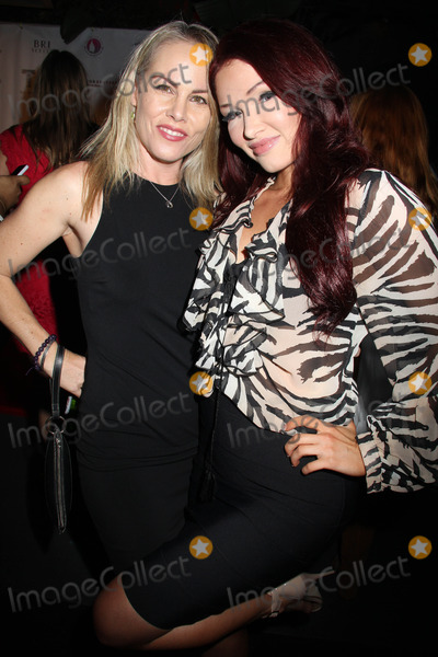 Photo - Christy Oldham, Emii at Day to Night L.A. Fashion Week Opening Show, W Hollywood, Hollywood, VA 10-09-14