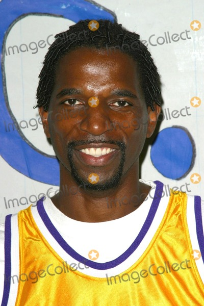 A.C. Green Photo - A.C. Green at the Youth I.N.C.S. Net Gain 2003 Celebrity Basketball Game, Crossroads High School, Santa Monica, CA 10-26-03