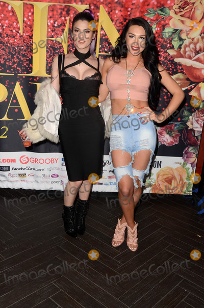 Photo Domino Presley Chanel Santini At The 2017 Official Transgender Erotica Awards Tea Pre