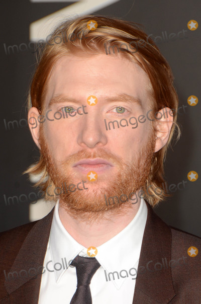 """DOMHNALL GLEESON Photo - Domhnall Gleeson at """"The Revenant"""" Los Angeles Premiere, TCL Chinese Theater, Hollywood, CA 12-16-15"""