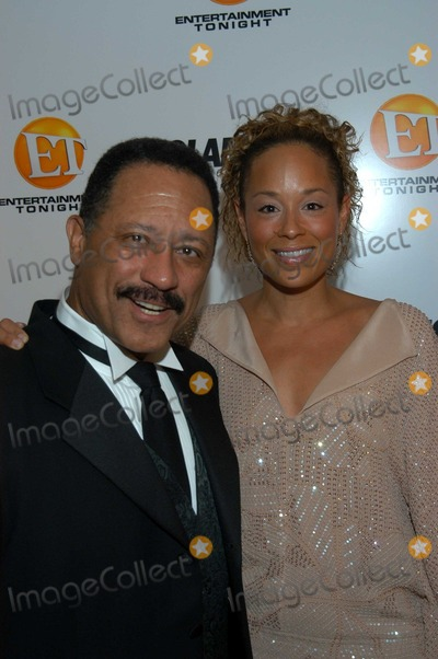 Judge Joe Brown, Joe Brown, Mondrian Hotel Photo - Judge Joe Brown and Debra at Entertainment Tonight and Glamour Magazine Host Emmy Party, Mondrian Hotel, West Hollywood, Calif., 09-21-03
