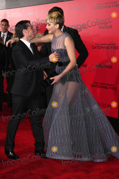 Jennifer Lawrence, Josh Hutcherson Photo - Josh Hutcherson, Jennifer Lawrence