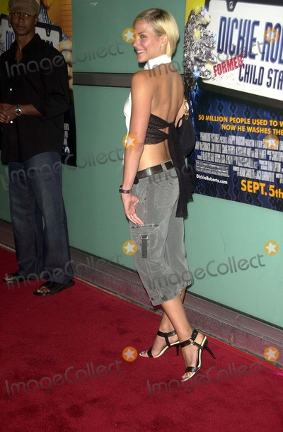 "Brittany Daniel Photo - Brittany Daniel at the world premiere of Paramount's ""Dickie Roberts: Former Child Star"" at the Cinerama Dome, Hollywood, CA 09-03-03"