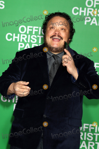 """Adrian Martinez Photo - Adrian Martinez at the """"Office Christmas Party"""" Premiere, Village Theater, Westwood, CA 12-07-16"""