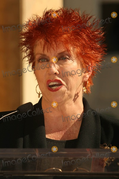 Suzanne Pleshette, The Ceremonies Photo - Marcia Wallace at the Ceremony Posthumously Honoring Suzanne Pleshette with a star on the Hollywood Walk of Fame. Hollywood Boulevard, Hollywood, CA. 01-31-08