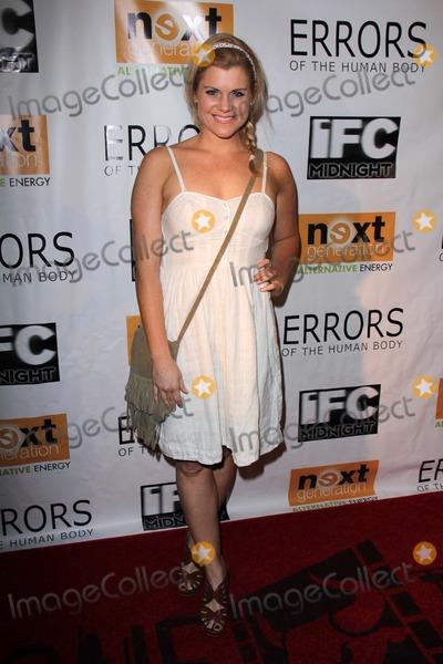 "Anna Maria Perez de Taglé Photo - Christina Maria Davis at the ""Errors Of The Human Body"" Special Screening, Arena Cinema, Hollywood, CA 04-19-13"