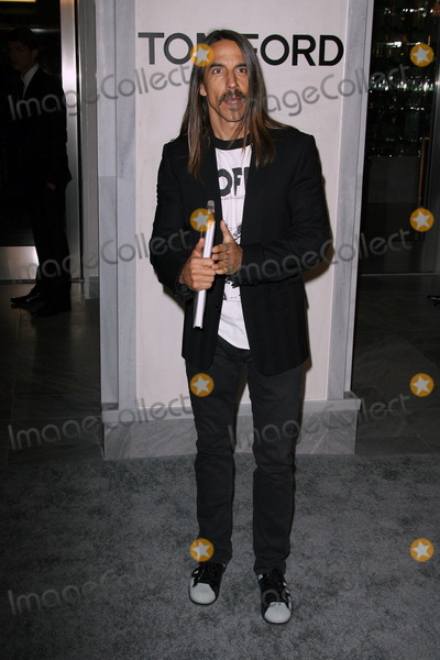 Tom Ford, ANTHONY KEIDIS Photo - Anthony Keidis at the Tom Ford Beverly Hills Store Opening, Tom Ford, Beverly Hills, CA. 02-24-11