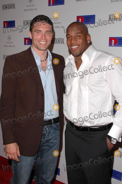 Anson Mount, Marques Anderson Photo - Anson Mount and Marques Anderson of the Green Bay Packers at the Defense For Children International Fundraiser at the Beverly Hills Mercedes Benz Showroom, Beverly Hills, CA. 05-12-04