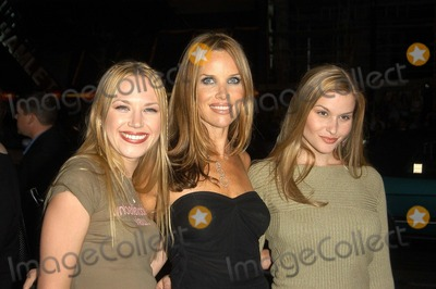 "Adrienne Frantz, Sarah Buxton, Marissa Tait, Underworld Photo - Adrienne Frantz, Sarah Buxton and Marissa Tait at the Los Angeles Premiere of Screen Gems' ""Underworld"" at the Chinese Theater, Hollywood, CA 09-15-03"