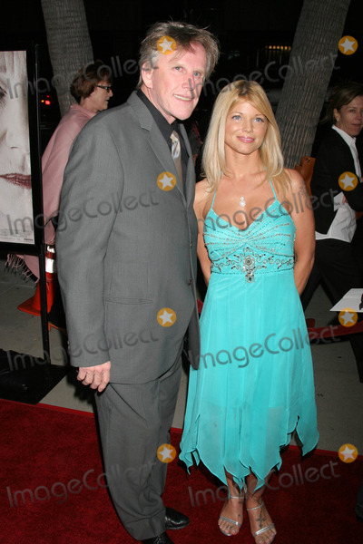 Donna D'Errico, Gary Busey, Queen Photo - Gary Busey and Donna D'Errico