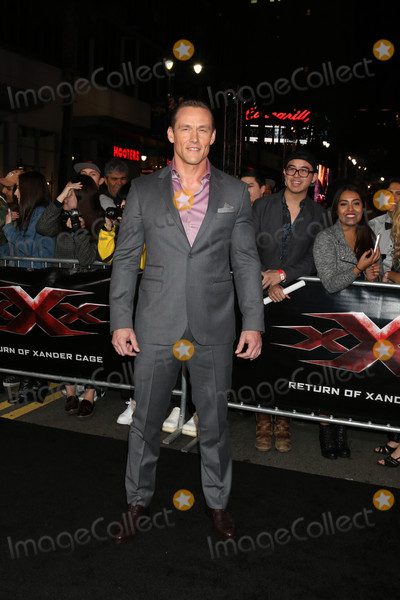 """XX, Andrey Ivchenko Photo - Andrey Ivchenko at the """"xXx: Return Of Xander Cage"""" Premiere, TCL Chinese Theater IMAX, Los Angeles, CA 01-19-17"""