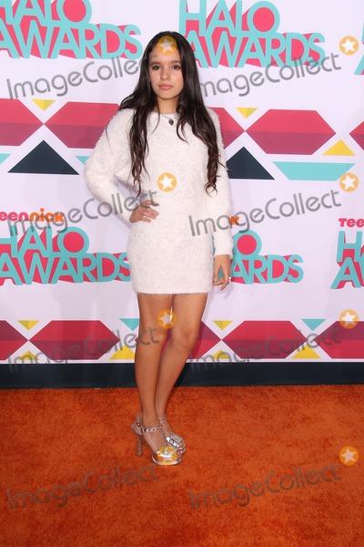Andrea Valentina Photo - Andrea Valentina at the TeenNick HALO Awards, Hollywood Palladium, Hollywood, CA 11-17-13