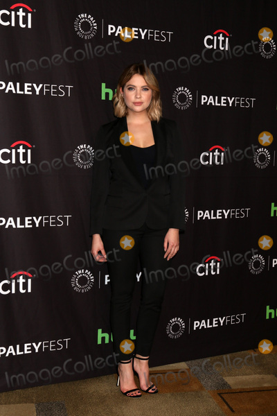 """Ashley Benson Photo - Ashley Benson at the 34th Annual PaleyFest Los Angeles - """"Pretty Little Liars,"""" Dolby Theater, Hollywood, CA 03-25-17"""