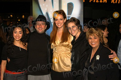 Aimee Garcia, Julio Oscar Mechoso, Rebecca Creskoff, Pablo Santos, Lupe Ontiveros Photo - Aimee Garcia, Julio Oscar Mechoso, Rebecca Creskoff, Pablo Santos and Lupe Ontiveros at The WB Network's 2003 Winter Party, Renaissance Hollywood Hotel, Hollywood, CA 01-11-03