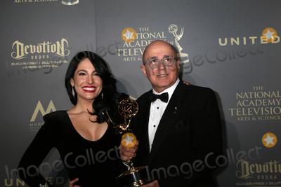 (+44), +44, Alejandra Oraa Photo - Alejandra Oraa, Eduardo Suarez, Outstanding Entertainment Program in Spanish, Destinos at the 44th Daytime Emmy Awards - Press Room, Pasadena Civic Auditorium, Pasadena, CA 04-30-17