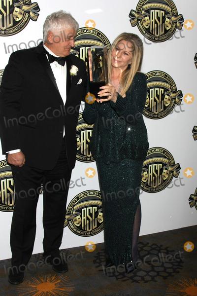 Andrzej Bartkowiak, Barbra Streisand Photo - Andrzej Bartkowiak, Barbra Streisand at the 2015 American Society of Cinematographers Awards, Century Plaza Hotel, Century City, CA 02-15-15