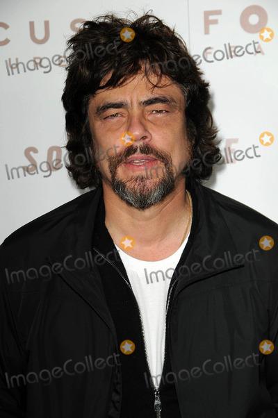 """Benicio Del Toro Photo - Benicio Del Toro at the Premiere Of Focus Features' """"Somewhere,"""" Arclight Theater, Hollywod, CA. 12-07-10"""