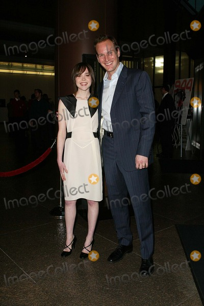 """Ellen Page, Patrick Wilson Photo - Ellen Page and Patrick Wilsonat the Los Angeles Premiere of """"Hard Candy"""". DGA, West Hollywood, CA. 04-10-06"""
