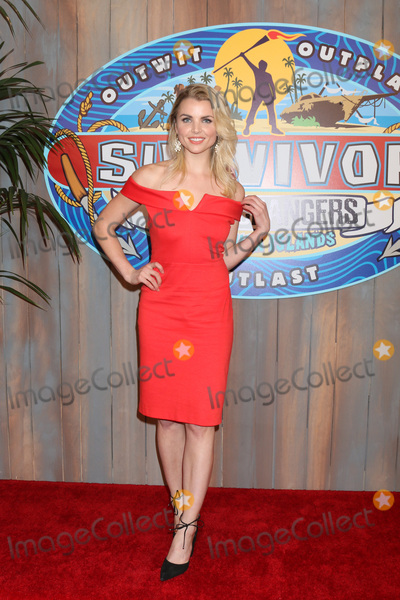 "Andrea Boehlke Photo - Andrea Boehlke at the ""Survivor: Game Changers - Mamanuca Islands"" Finale, CBS Studio Center, Studio City, CA 05-24-17"