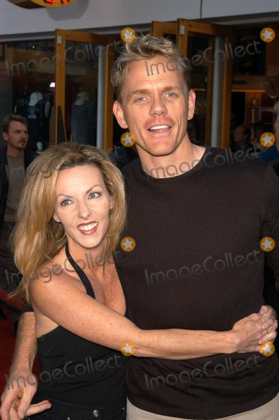 Photos and Pictures - Christopher Titus and wife Erin at ...