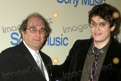 Andrew Lack, John Mayer Photo - Andrew Lack and John Mayer at the 2004 Sony Music Entertainment Post-Grammy Party in the Maple Drive Restaurant, Beverly Hills, CA 02-08-04